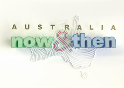 Australia Now and Then